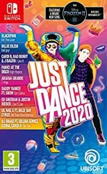 Nintendo Switch Multiplayer games - Just Dance 2020