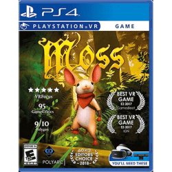 PS4 VR - Moss