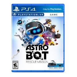 PS4 Vr - ASTRO BOT Rescue Mission VR