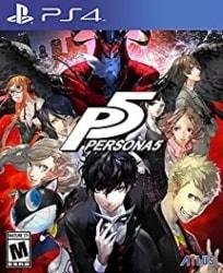 Persona 5 - Playstation Hits