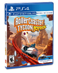 Ps4 VR - Roller Coaster Tycoon (1)