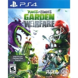 best cheap ps4 games for kids - Plants vs Zombies Garden Warfare