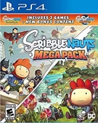best cheap ps4 games for kids - Scribblenauts Mega Pack