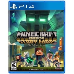 best cheap ps4 games for kids - Telltale Games Minecraft Story Mode Season 2