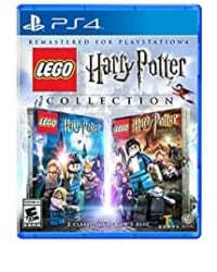 best ps4 games for kids - LEGO Harry Potter Collection