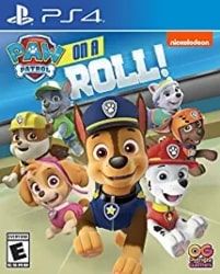 best ps4 games for kids - Paw Patrol On A Roll