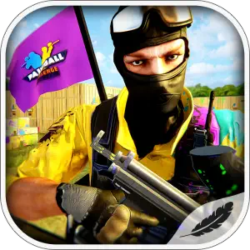 Paintball Arena Challenge 2