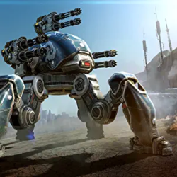 Games To Play Online When Bored - War Robots