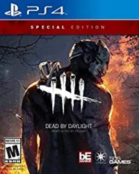 multiplayer ps4 games - Dead by Daylight