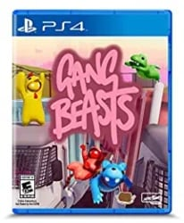 multiplayer ps4 games- Gang Beasts