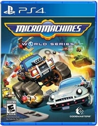 Micro Machines World Series (1)