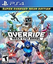 multiplayer ps4 games- Override Mech City Brawl
