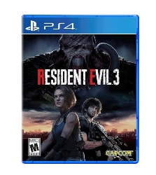 multiplayer ps4 games - Resident Evil 3 (1)