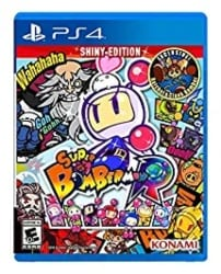 multiplayer ps4 games - Super Bomberman R