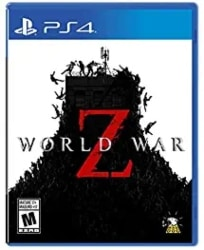 multiplayer ps4 games - World War Z