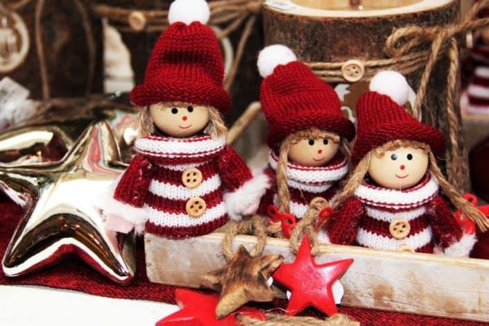 Why does Santa have elves in his workshop