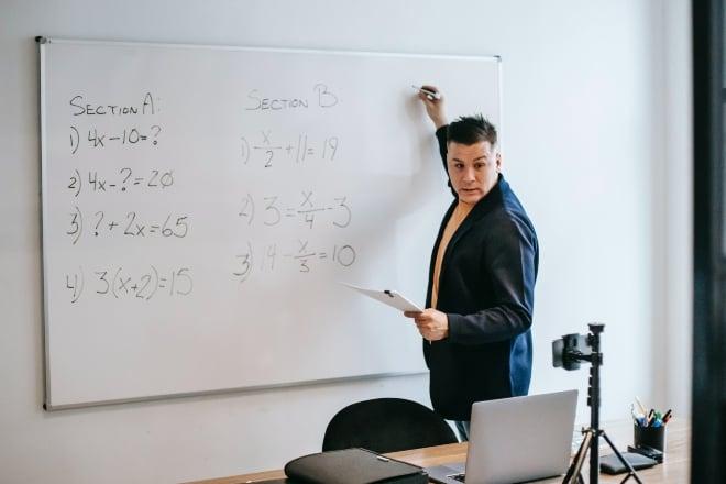 Math Puns - Main